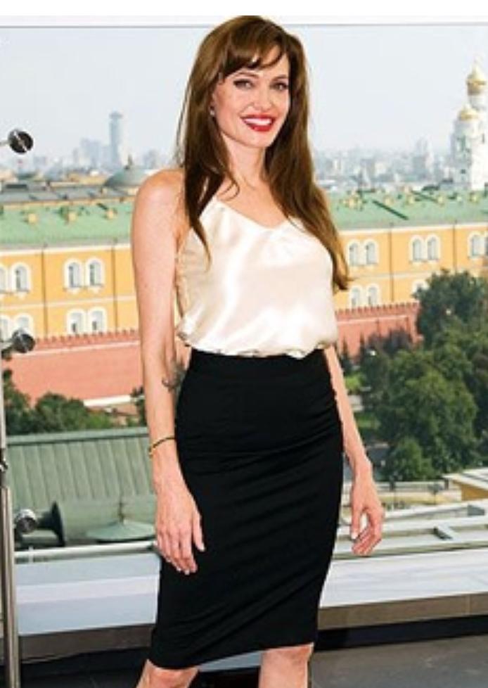 124858308 Black Classy Striped Celeb Inspired Pencil Bandage Skirt Kim Kardashian