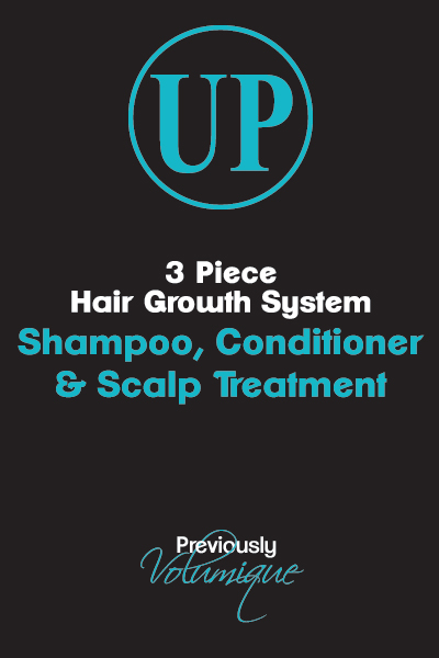3pc Up Hair Growth System
