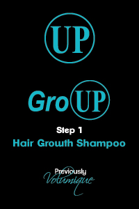 GroUP Hair Growth Shampoo 1