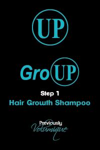 GroUP Hair Growth Shampoo 1