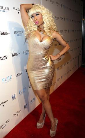 Gold Metallic Foil Cross Front Celeb Inspired Bandage Dress