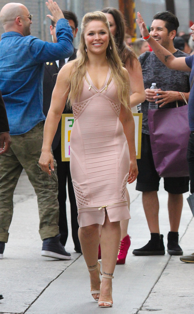 SMALL -Pink Zipper Detailed Celeb Inspired Midi Bandage Dress - LAST ONE