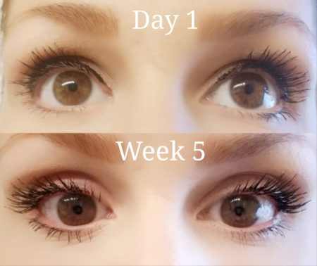 Bella Lashes eyelash & brow growth serum