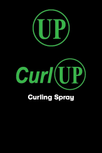 Curl Up Curling Spray